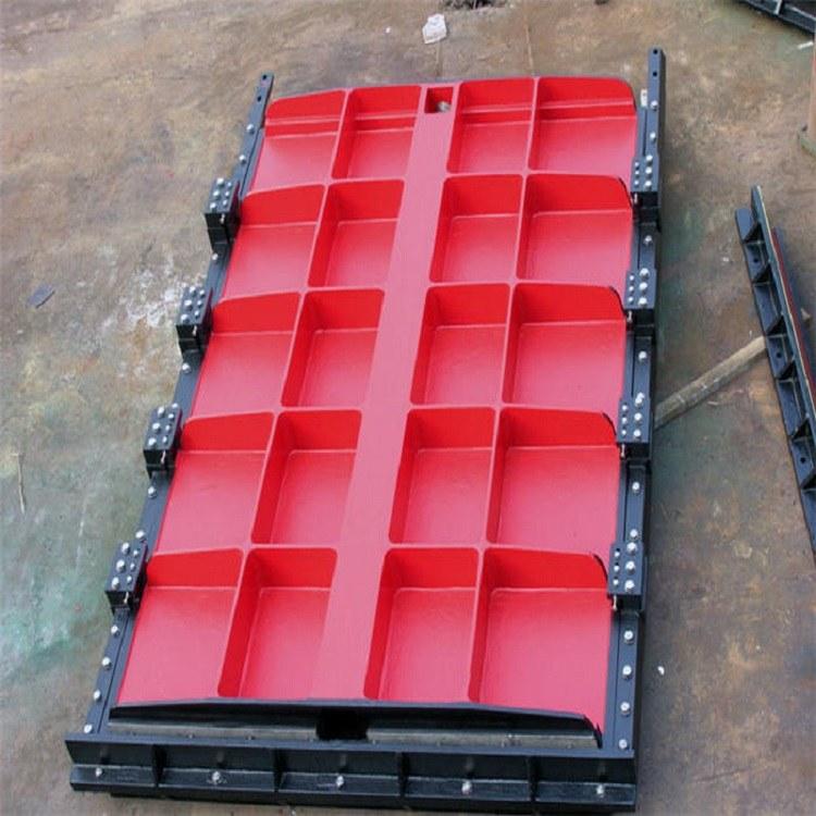 【华硕水利】 平面滑轮钢制闸门   手动钢制闸门  支持定制 实体厂家