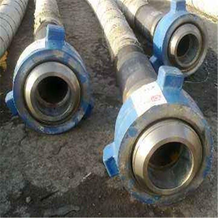 河北弘创供应码头吸排油管 高压耐油胶管  高压钢丝缠绕钻探胶管 型号齐全