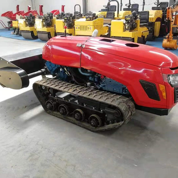 浩鸿微型旋耕机 履带旋耕机都有哪些优势特点