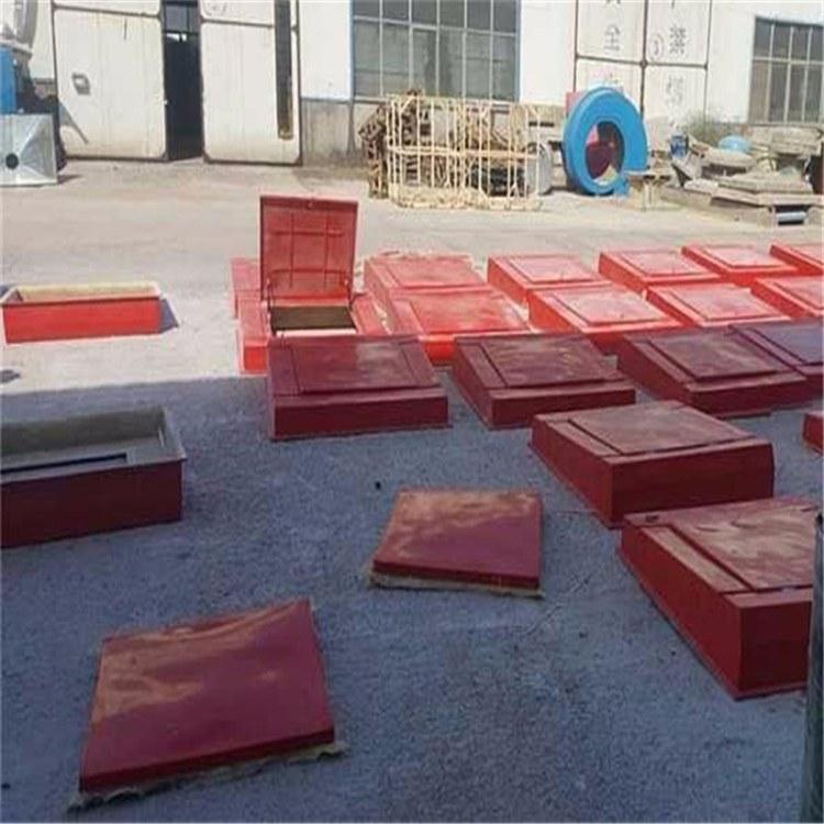 创兴 玻璃钢井盖 玻璃钢中石油石化加油站操作井盖 支持定制