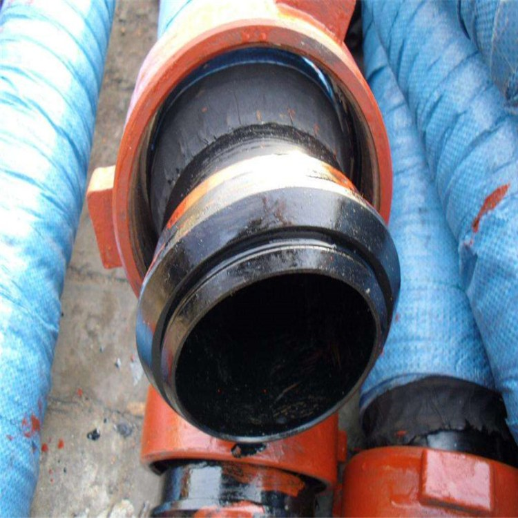 河北直销固井用钻探胶管  3.5寸钻探高压软管 海洋高压输油胶管  品质优