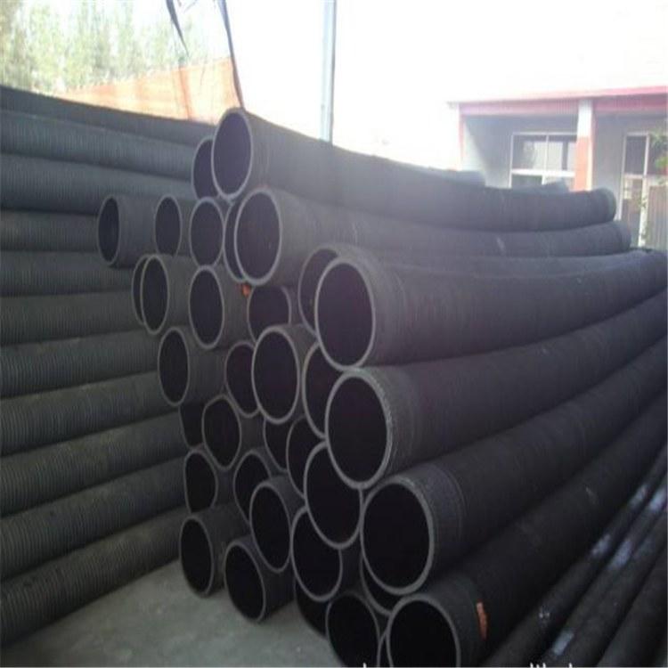 河北直销高耐磨喷浆打灰管  混凝土泵车输送管 4寸耐磨卸灰橡胶管批发