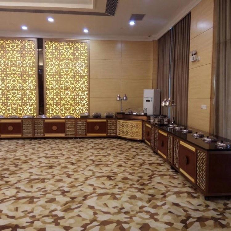 广州尊尚厂家直销自助餐台 移动自助餐台 西餐布菲台
