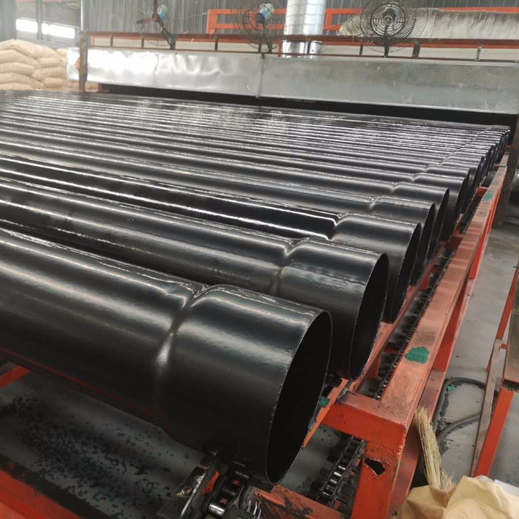 电力穿线管 内外PE涂塑钢管生产厂家 环氧树脂钢塑复合管 热浸塑钢管