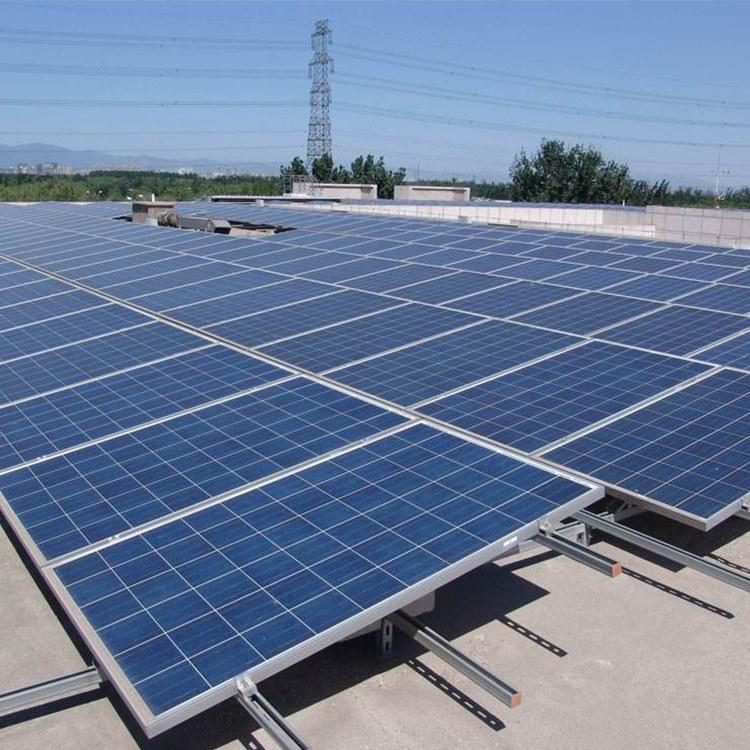 回收二手光伏发电板 太阳能组件价格 降级光伏组件拆卸回收