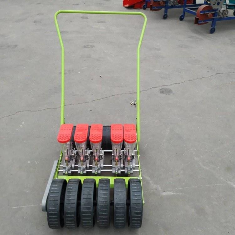 富强 小型汽油蔬菜播种机 自走式多行蔬菜播种机