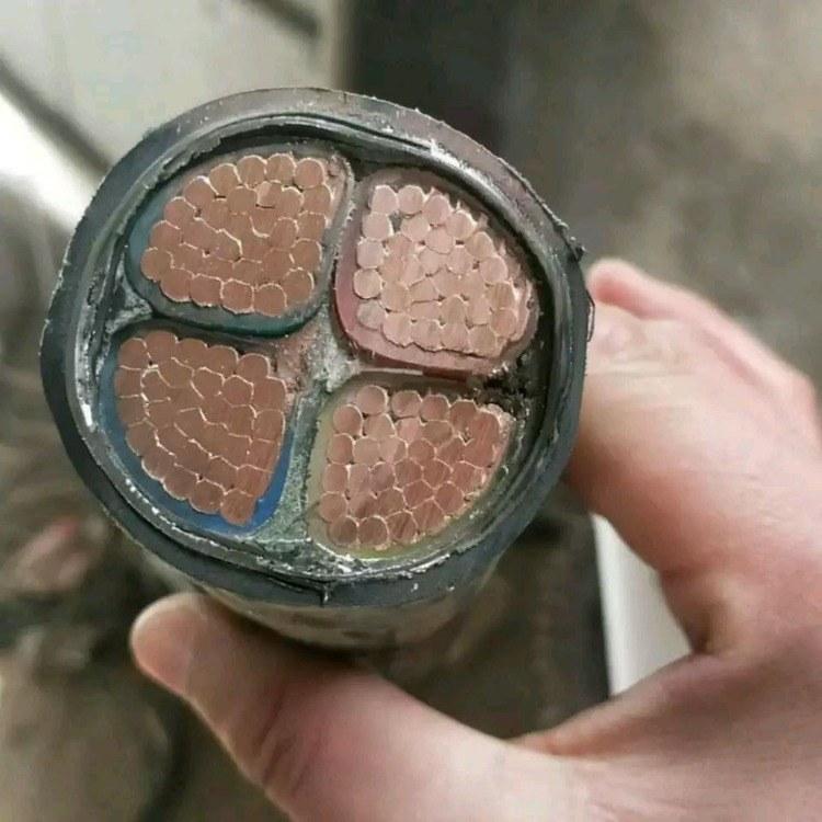 泰安电缆回收 泰安废旧电缆上门回收