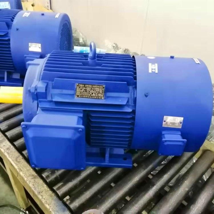 江苏高科 1.5kw变频电机 YVP YVF2-90L-4 变频调速三相异步电动机 厂家直销
