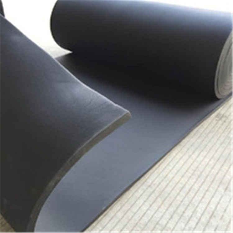 大量批发中央空调专用橡塑板 保温隔热材料20mm*1000mm*1000mm