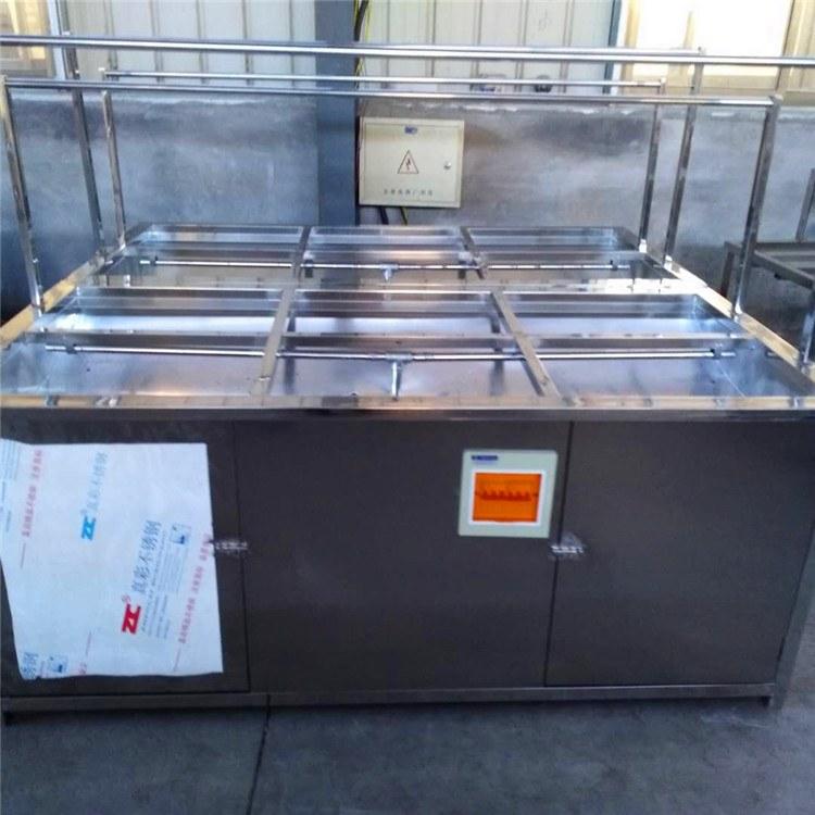 养生豆制品设备手工商用腐竹机 电气油皮机大量出售