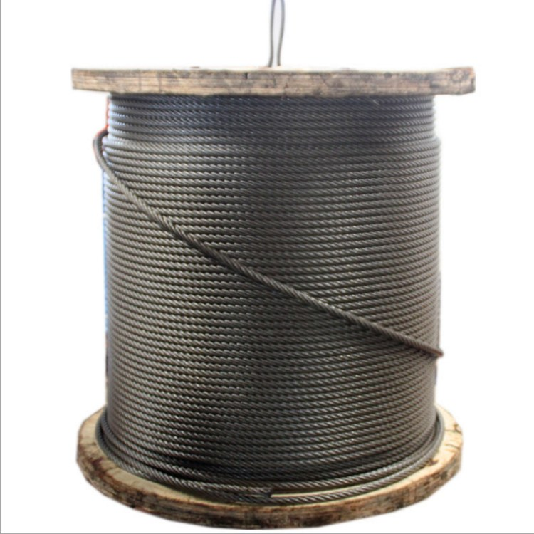 德力供应 钢构网镀锌铁丝网涂塑钢丝绳 玻璃棉专用铁丝网
