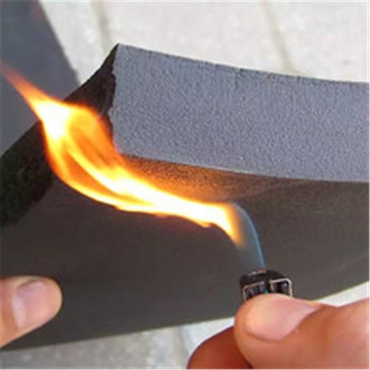 供应阻燃橡塑板可加工定制 保温防火吸音隔热板