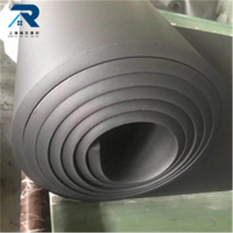 大量供应保温橡塑板 防火防晒防水防潮防冻加厚自粘B1B2级