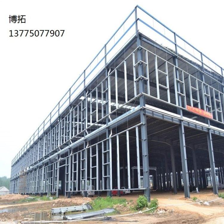 南京工业厂房钢结构 钢结构厂家 钢结构厂房 苏州钢结构报价 博拓直销