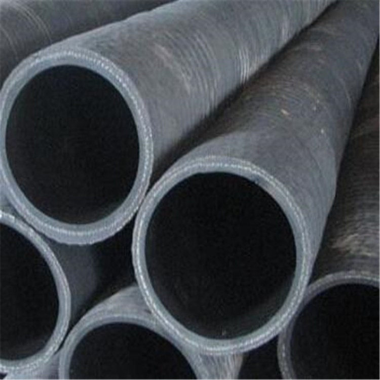 弘创厂家专销散装水泥卸料管 钢丝骨架卸料耐磨胶管 散装水泥专用耐磨胶管