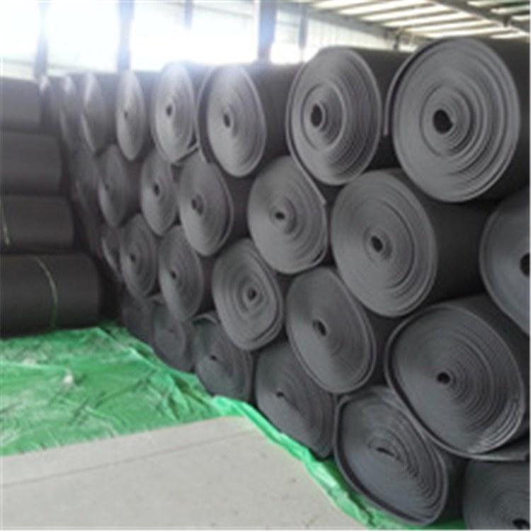 供应华美橡塑海绵保温板  B1B2级隔热橡塑板