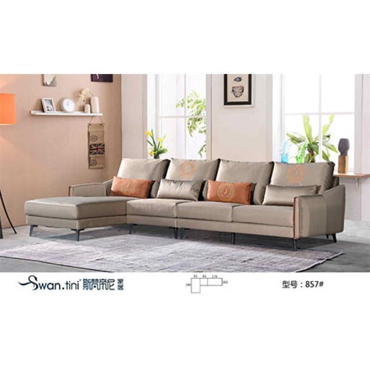 成都沙发定制 成都创意办公会客沙发价格贵不贵是多少 四川斯梵帝尼
