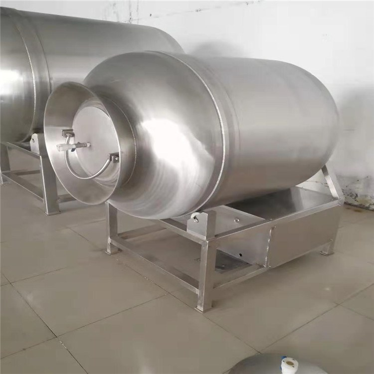 现货供应 800型全自动真空滚揉机  呼吸式滚揉机 鑫德专业生产