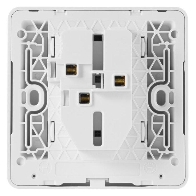 施耐德电气 开关面板    二三级插座五孔开关插座  镜白瓷绎尚系列   施耐德电气批发零售