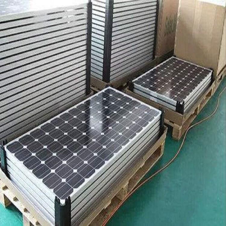 新疆奎屯库存太阳能光伏板回收,拆卸太阳能板回收