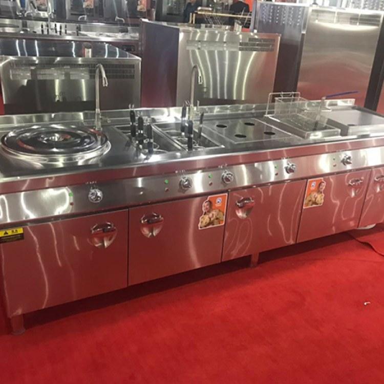 安徽合肥宾馆厨房设备厂家定制