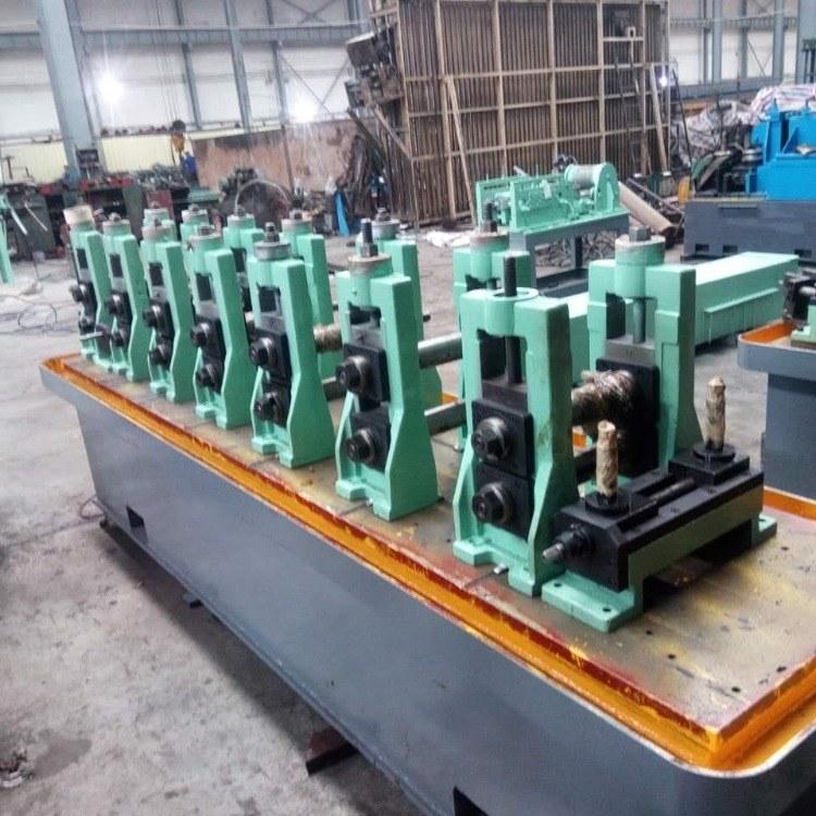 供应直缝焊管机 焊管生产线 钢管机械设备直销 金宇杰