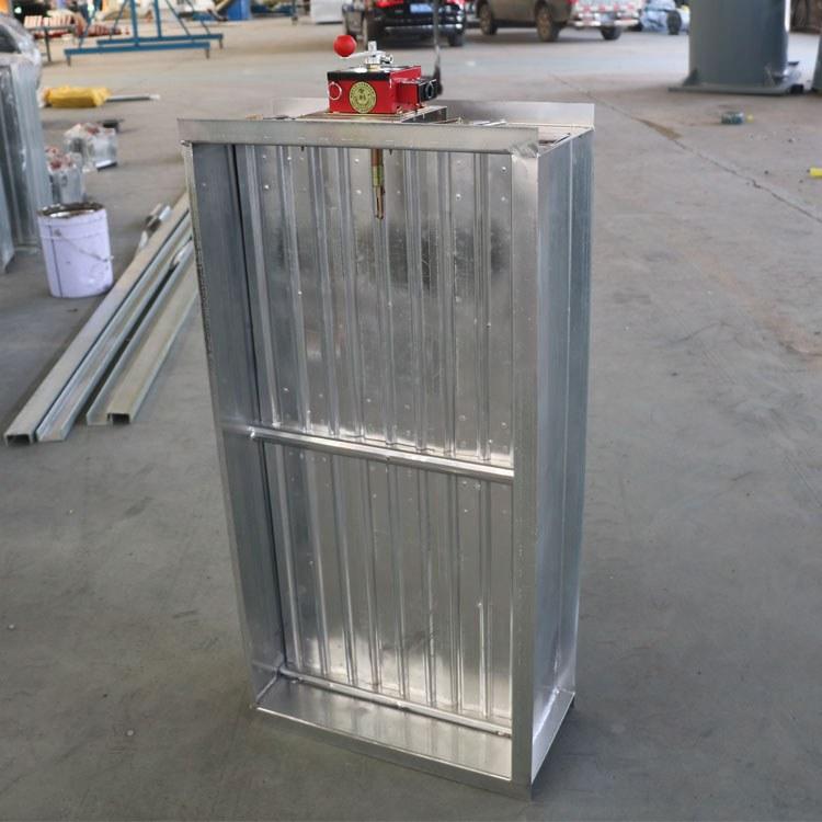 风量调节圆阀防火阀280℃厂家直销70℃防火阀3c认证风管手动风量调节阀