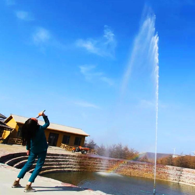 50米呐喊喷泉价格 30米呐喊喷泉安装配置 广场新奇游乐设备