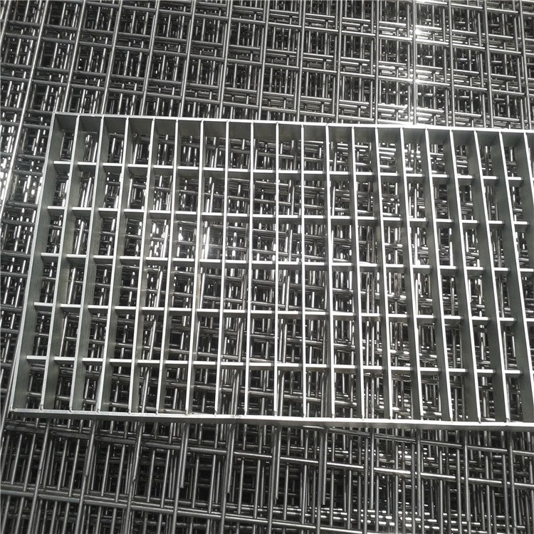 镀锌钢格板  河北钢格板规格 型号 可定做 鼎佳供应