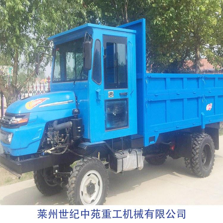 批发小型四不像运输车 优质四不像 柴油四轮后卸农用运输车直销