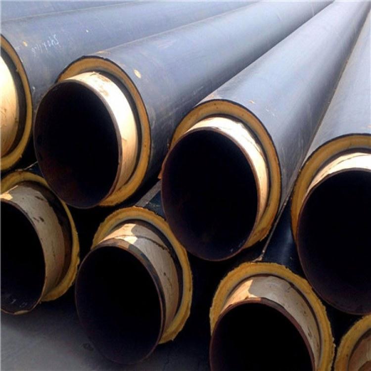 昊都现货销售 钢套钢保温钢管 聚氨酯无缝钢管保温管