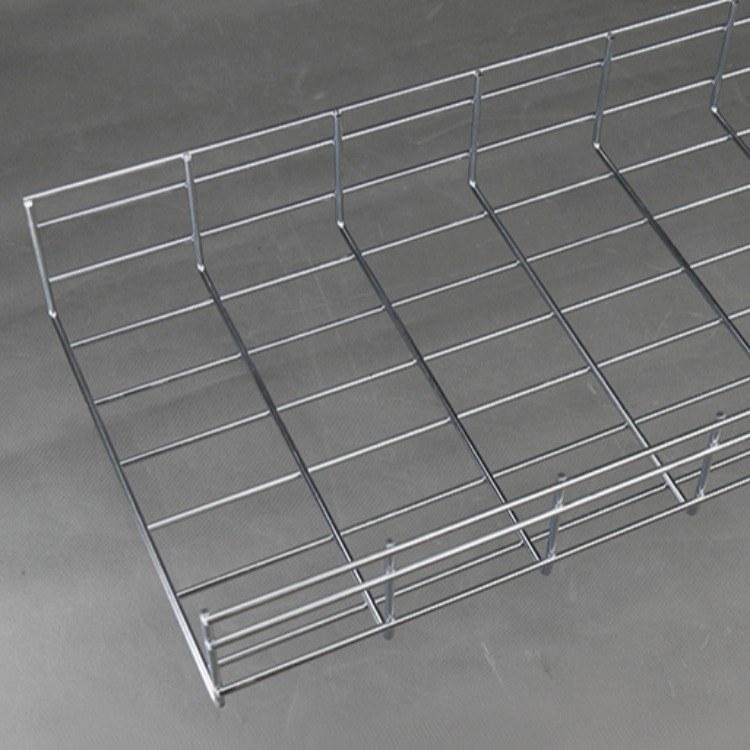 乐品网格 桥架线槽明装机房走线架防火不锈钢桥架配件镀锌铝合金桥架