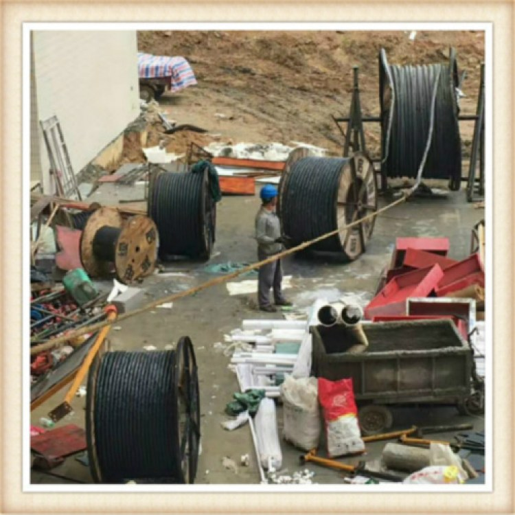 邯郸多芯电缆回收邯郸废旧电缆回收