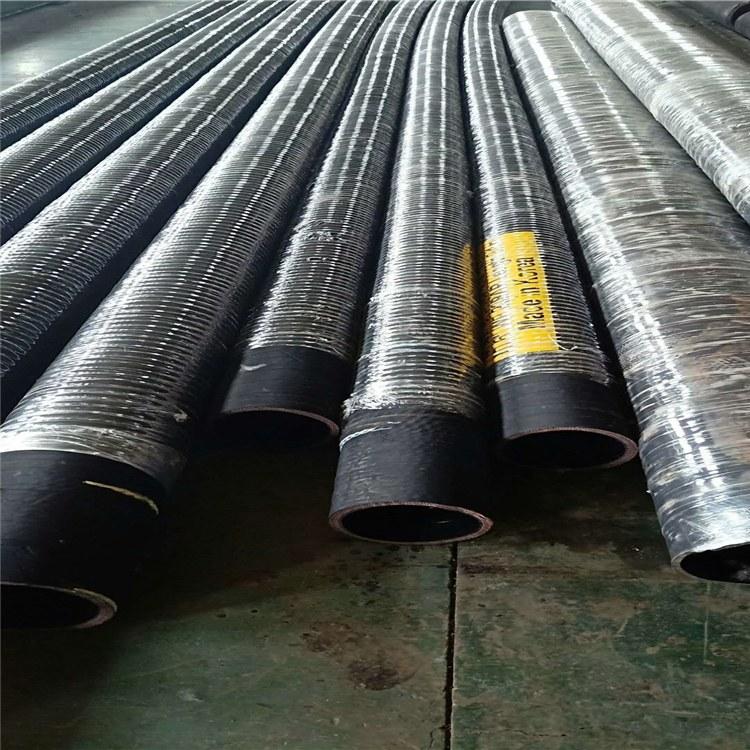 煤矿用蒸汽胶管贵州耐磨蒸汽胶管德利防静电钢丝骨架胶管厂家