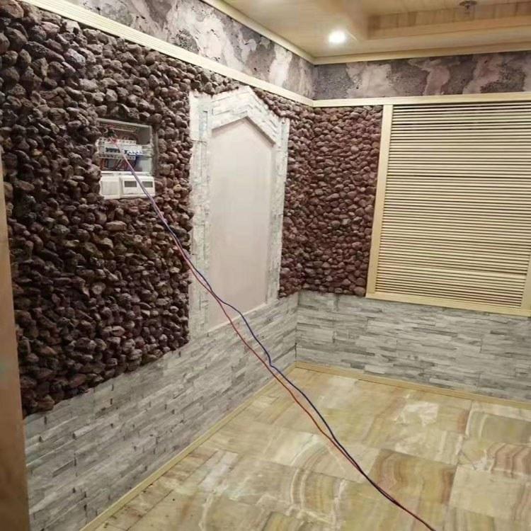 西能汗蒸专业安装火山石汗蒸房免费设计免费加盟上门安装