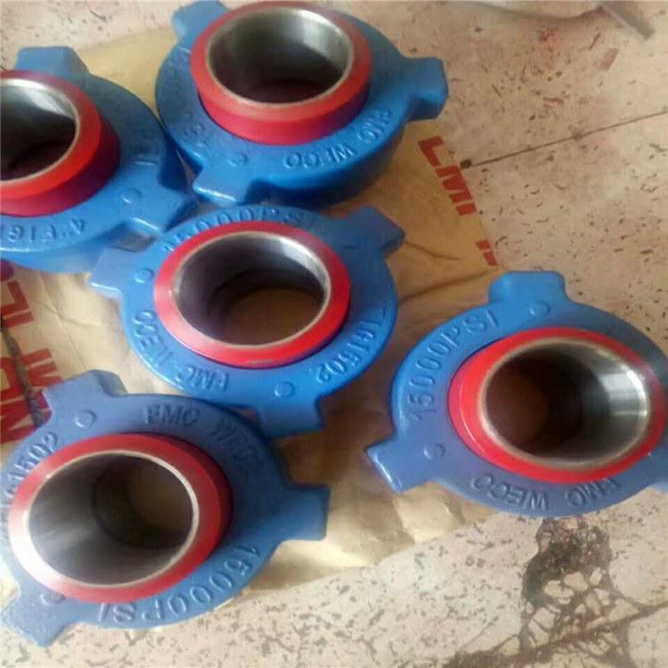 德利锤击由壬Fig1502型3寸锤击由壬耐酸碱高压由壬厂家