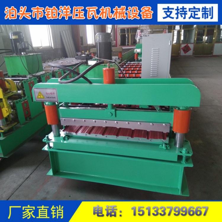 压瓦机设备_压瓦机_彩钢压瓦机械设备_彩钢瓦成型机械