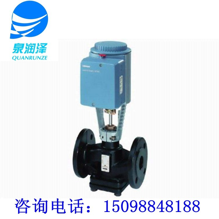 西门子进口减压阀 西门子原装进口电动减压阀DN25-DN250-泉润泽