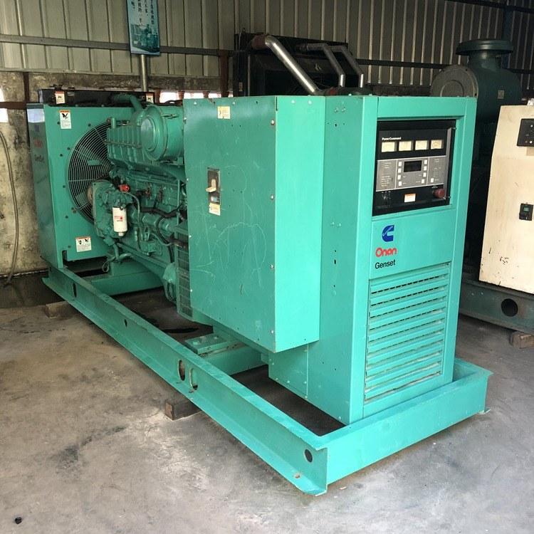进口康明斯300kw二手柴油发电机 300千瓦进口二手发电机组