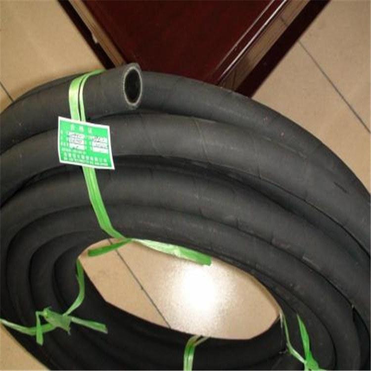 弘创大量出售高温蒸汽胶管 钢编蒸汽胶管 低压夹布胶管 安装灵活