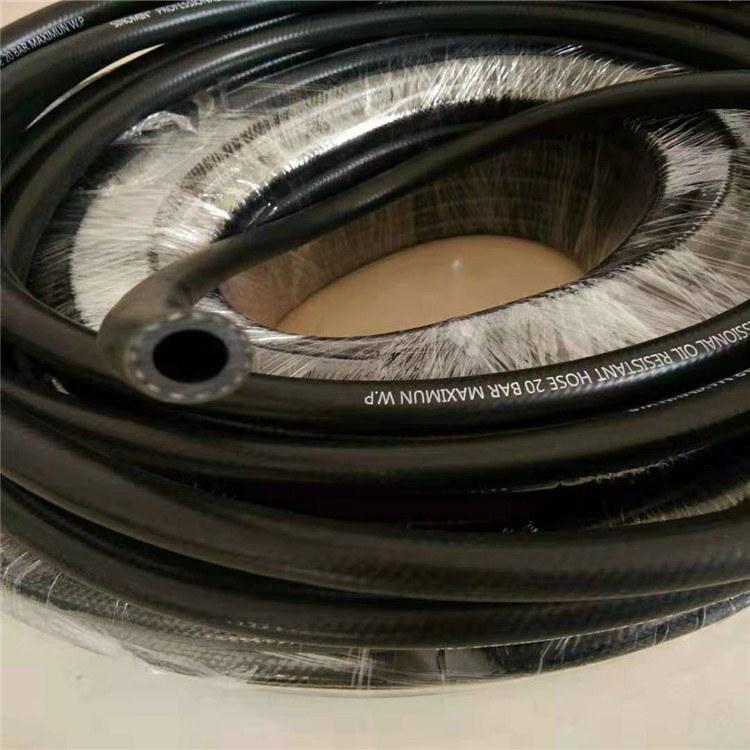厂家加工钢编蒸汽胶管 加工化工厂专用夹布蒸汽胶管 质量保证