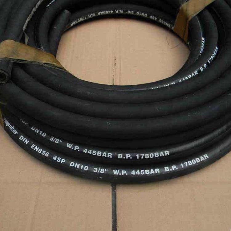 河北弘创厂家专销高压蒸汽胶管  夹布胶管 耐高温蒸汽软管 品质优良