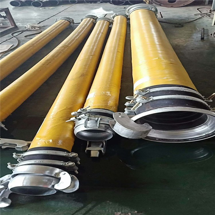 抽沙胶管厂家大口径吸沙胶管 吸沙胶管规格型号