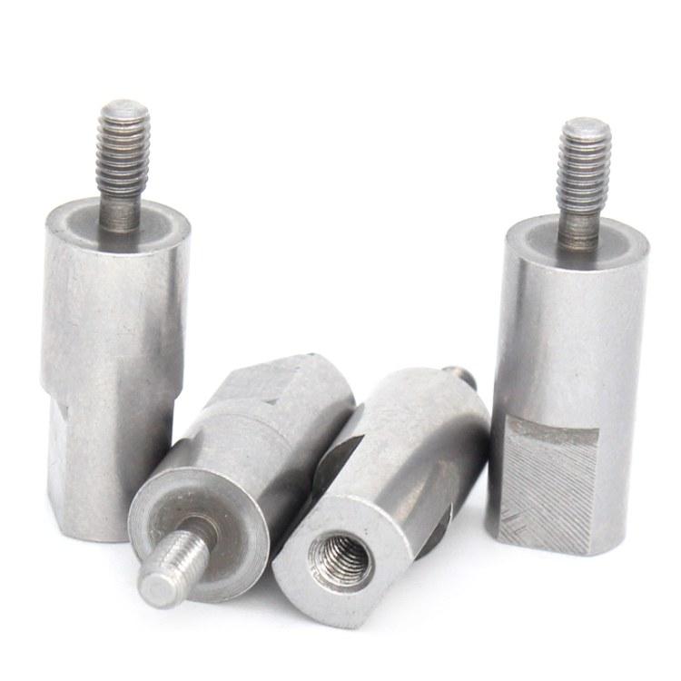JST晋升泰 深圳 一端外螺纹螺柱 外六角铜柱螺栓单通一端外螺纹螺柱 厂家