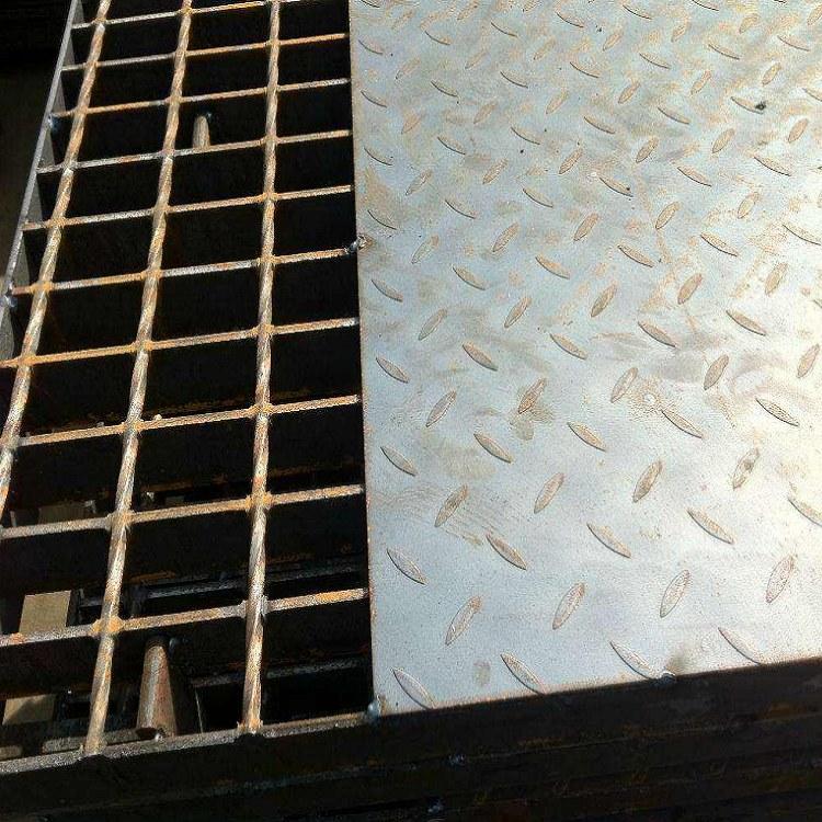 【天韵】 热镀锌钢格板报价 热镀锌钢格板