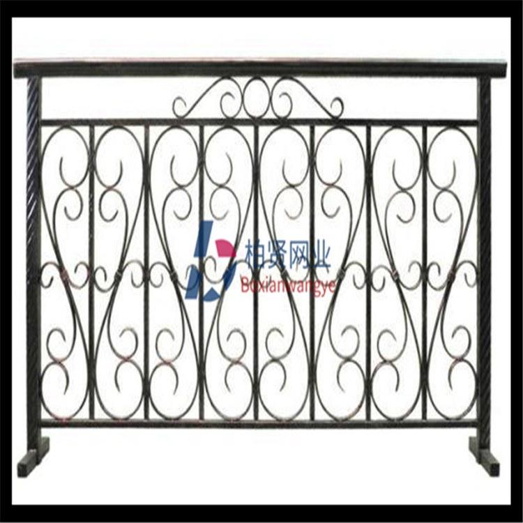 阳台护栏 室外锌钢围栏铝合金护栏杆隔离室内楼梯扶手