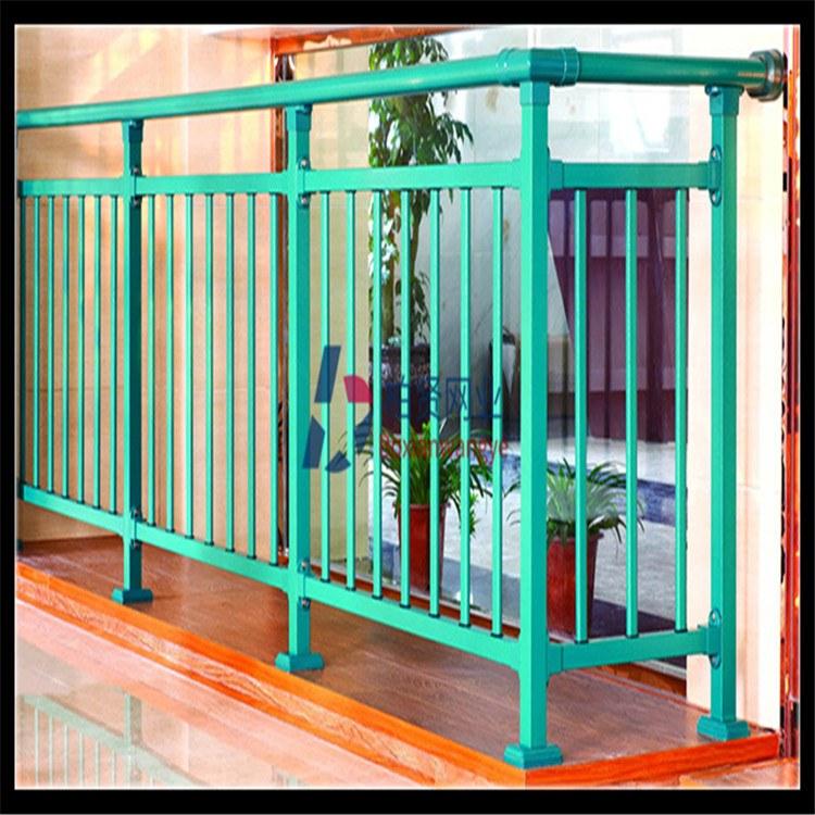 阳台护栏网 锌钢围栏 楼梯扶手围栏 飘窗护栏