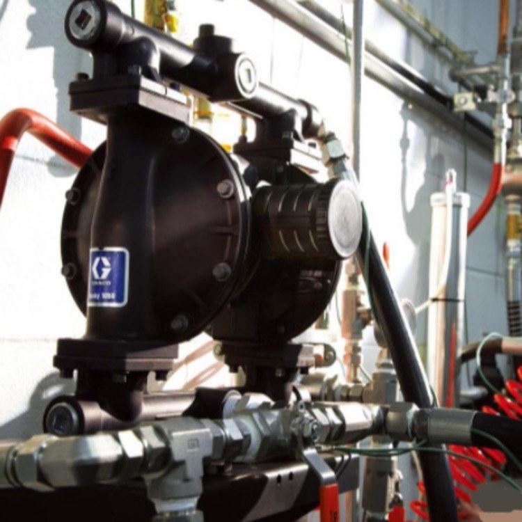 固瑞克GRACO气动隔膜泵Husky1050不锈钢隔膜泵 流体输送铝合金隔膜泵