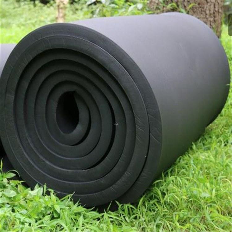 厂家批发 橡塑保温板 B1B2 级橡塑保温棉
