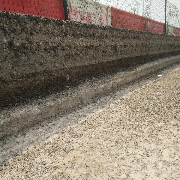 专业的路缘石路肩公路开沟机可对路面路边开槽路沿石安装